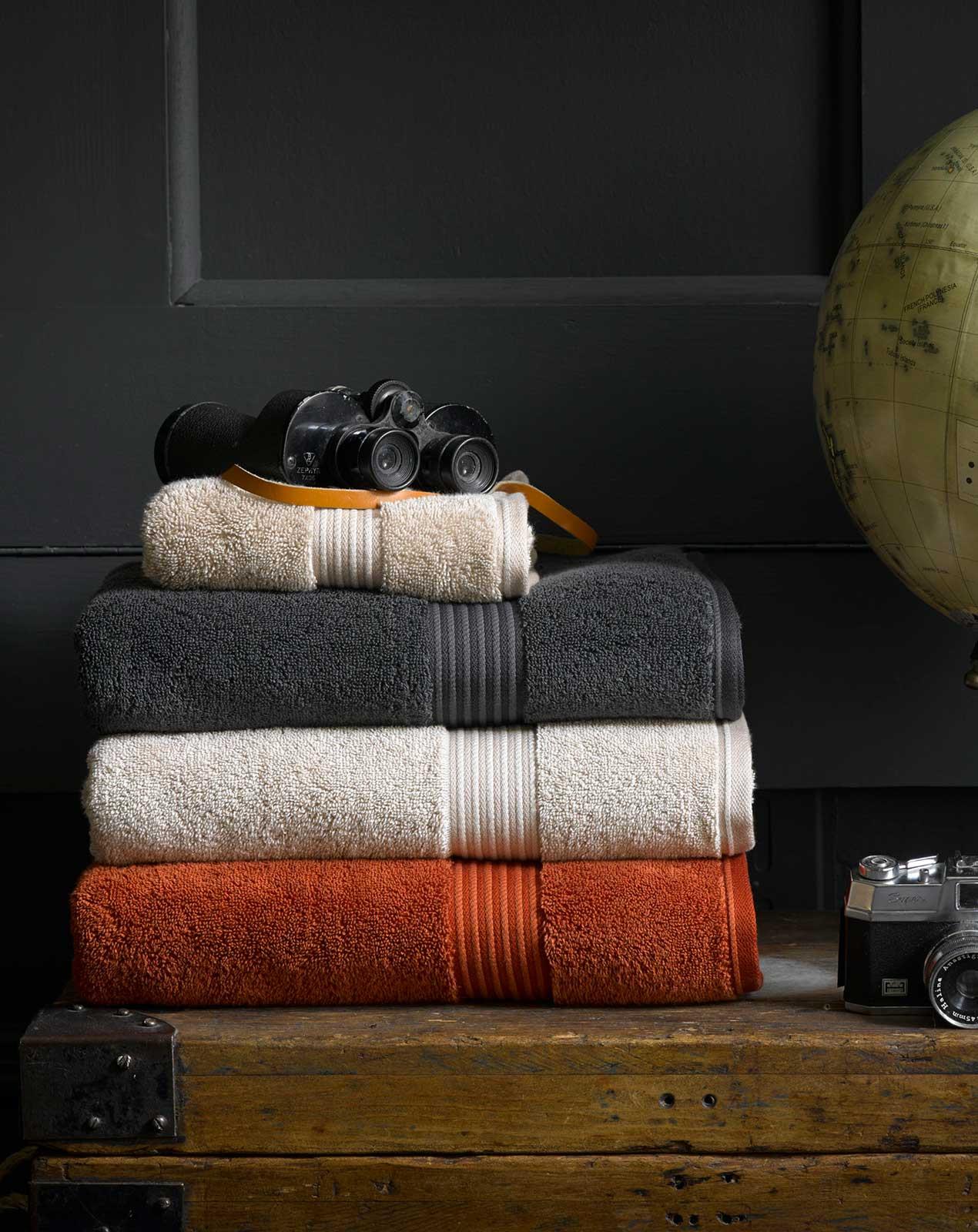 luksuriøse håndklæder
