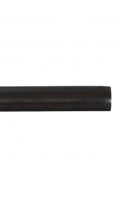 Trægardinstang profil 30 mm sortbrun - 7530