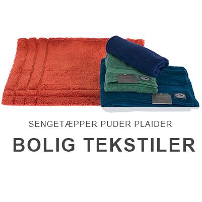 BOLIG-TEKSTILER